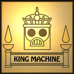 King Machine logo